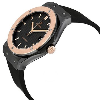 Купить часы Hublot Classic Fusion Mat Carbon Fiber Dial Automatic 18 Carat King Gold Watch  в ломбарде швейцарских часов