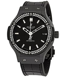 Hublot Classic Fusion Men's Luxury Automatic Diamond Bezel Watch