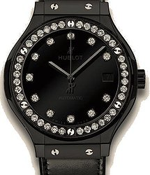 Hublot Classic Fusion SHINY CERAMIC DIAMONDS