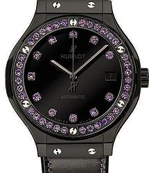 Hublot Classic Fusion Shiny Ceramic Purple