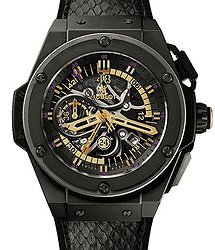 Hublot King Power Black Mamba Kobe Bryant Titanium