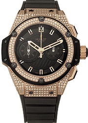 Hublot King Power Foudroyante Gold