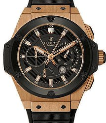 Hublot King Power Split-Second Power Reserve Gold