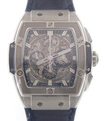 Hublot Spirit of Big Bang Chronograph Automatic Silver Dial Men's Watch