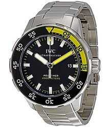 IWC Aquatimer Automatic Men's Watch 356808
