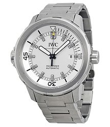IWC Aquatimer Automatic Silver Dial Stainless Steel Men's Watch