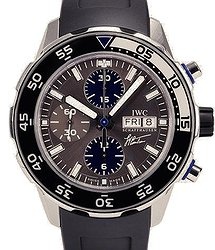 IWC Aquatimer Chronograph Cousteau Edition 2010