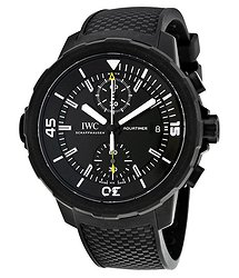 IWC Aquatimer Chronograph Galapagos Islands Men's Watch