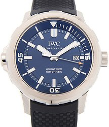 IWC Aquatimer Stainless Steel Blue Automatic IW329005