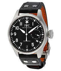 IWC Big Pilot Black Dial Automatic Men's Watch