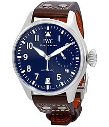 IWC Big Pilot Le Petit Prince Automatic Blue Dial Men's Watch