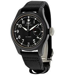 IWC Big Pilot Top Gun Automatic Black Dial Men's Watch