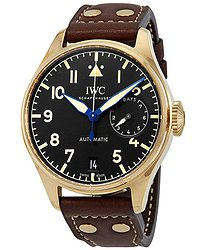 IWC Big Pilots Bronze Automatic Men's Limited Edition Watch IW5010-05
