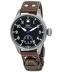 IWC Big Pilot's Heritage Black Dial Automatic Men's Watch