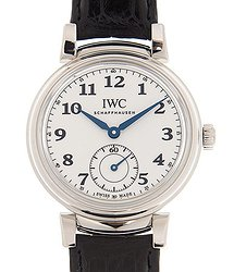 "IWC Da Vinci ""150 Years"" Automatic White Dial Men's Watch"