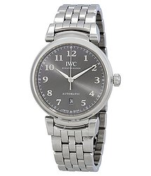 IWC Da Vinci Automatic Slate Dial Men's Watch