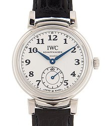 IWC Da Vinci Stainless Steel White Automatic IW358101