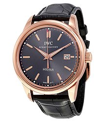 IWC Ingenieur Automatic Hong Kong Flagship Rose Gold Men's Watch IW3233-13
