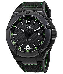 IWC Ingenieur Carbon Dial Automatic Men's Watch