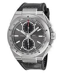 IWC Ingenieur Chronograph Racer Ardoise Dial Rubber Straps Men's Watch