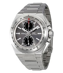 IWC Ingenieur Chronograph Racer Automatic Stainless Steel Men's Watch IW3785-08