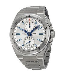IWC Ingenieur Chronograph Racer Automatic Stainless Steel Men's Watch