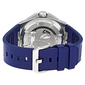 Купить часы IWC Ingenieur Mission Earth White Dial Blue Rubber Strap Automatic Men's Watch  в ломбарде швейцарских часов