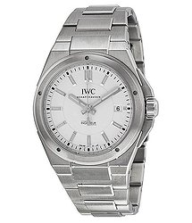 IWC Ingenieur Silver Stainless Steel Automatic Men's