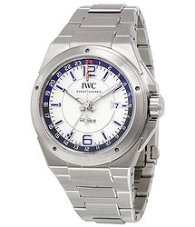 IWC Ingenieur White Dial Stainless Steel Men's Watch