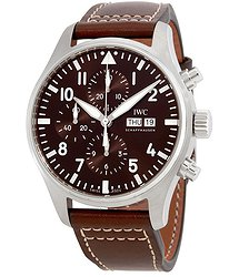 IWC Pilot Antoine de Saint Exupery Chronograph Men's Watch