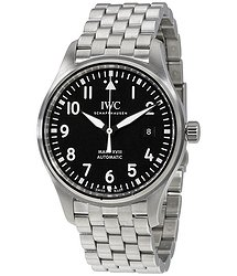 IWC Pilot Automatic Black Dial Men's Watch