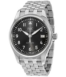 IWC Pilot Automatic Slate Grey Dial Unisex Watch