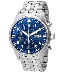 IWC Pilot Le Petit Prince Automatic Chronograph Men's Watch