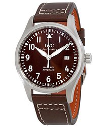 IWC Pilot Mark XVIII Edition Automatic Brown Dial Men's Watch