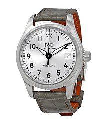 IWC Pilot Silver Dial Automatic Men's Watch