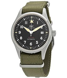IWC Pilot Spitfire Automatic Black Dial Men's Watch