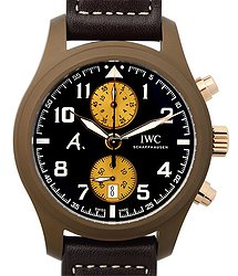 IWC Pilots Ceramics Brown Automatic IW388006