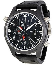 IWC Pilots Double Chronograph Edition Automatic Men's Watch