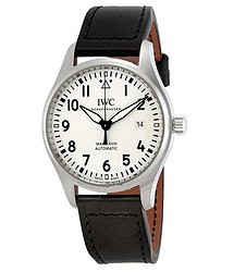 IWC Pilots Mark XVIII Automatic Silver Dial Men's Watch