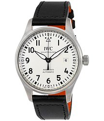 IWC Pilot's Mark XVIII Automatic Silver Dial Men's Watch
