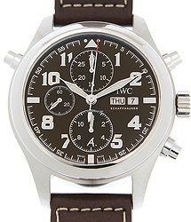 IWC Pilots Stainless Steel Brown Automatic IW371808