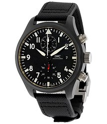 IWC Pilot's Top Gun Automatic Chronograph Men's Watch