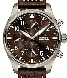 IWC Pilot's Watches Chronograph Edition Antoine de Saint Exupery