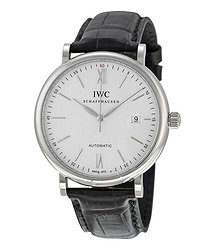 IWC Portofino Automatic Silver Dial Men's Watch 3565-01