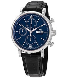 "IWC Portofino Chronograph Edition ""150 Years"" Automatic Men's Chonograph Watch"