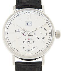 IWC Portofino Stainless Steel White Manual Wind IW516201