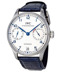 IWC Portuguese Automatic Steel Blue Men's Watch