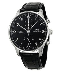 IWC Portuguese Chrono Automatic Steel Men's Watch