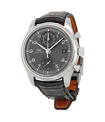 IWC Portuguese Chronograph Classic Automatic Stainless Steel Men's Watch