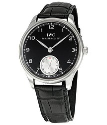 IWC Portuguese Hand-Wound Men's Watch
